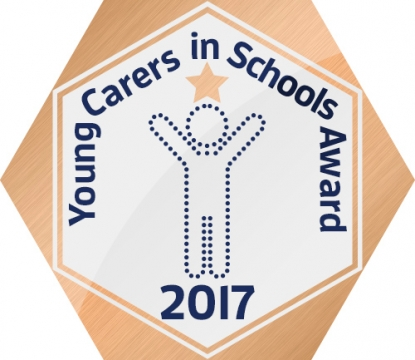 Young Carers in Schools Award 2017